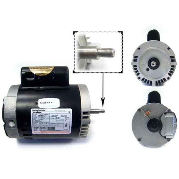 Americana Pump I & II Replacement Motor 1.5 HP B129