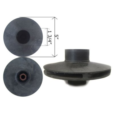 Aqua-Flo 0.75 HP High-Head Dominator Impeller 91692450 V40-416