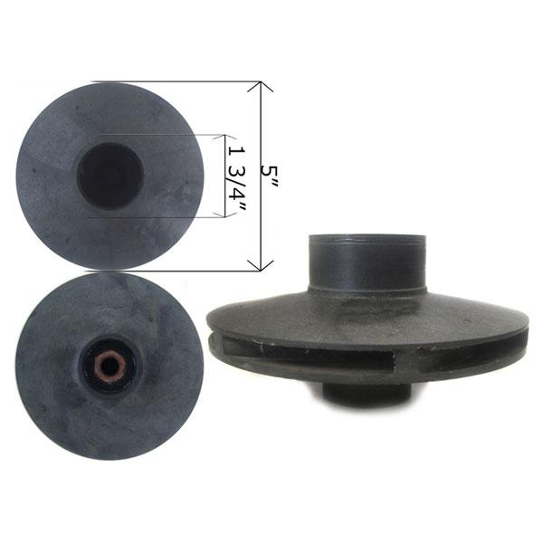 Aqua-Flo 1.5 HP High-Head Dominator Impeller 91692550 V40-418