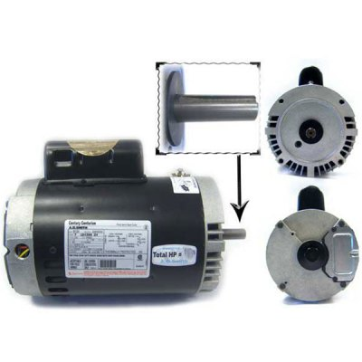 Aqua-Flo Medium-Head Dominator A-Series Pump Motor 2 HP B124
