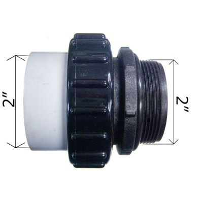 CMP 2 in. MIP x 2 in. PVC Hi-Temp Union UNHT20 21063-200-000