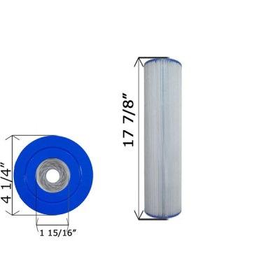 Cartridge Filter Haugh's Jacuzzi Leisure C-22 C-4604