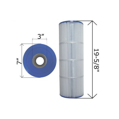 Cartridge Filter Hayward Star-Clear C500 C-7656