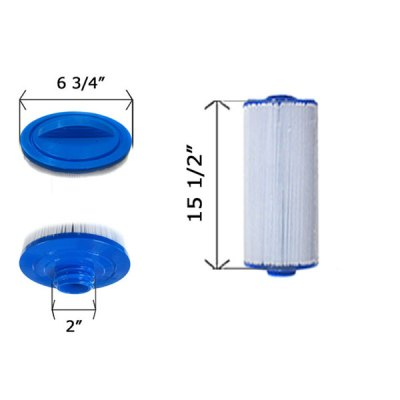 Cartridge Filter Jacuzzi Premium 6CH-960