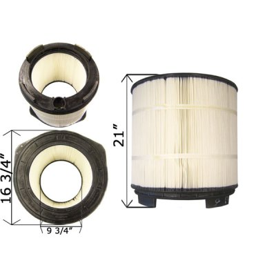 Cartridge Filter Sta-Rite System:3 S7M120 25022-0201S