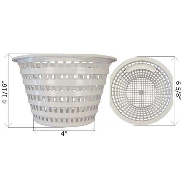Pentair Super-Pro FAS-100 Pool Skimmer Basket 85003900 B-172