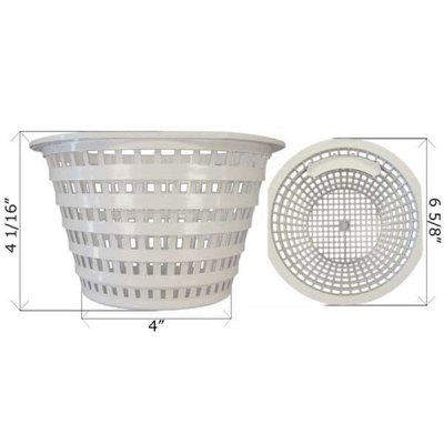 Pentair Super-Pro FAS-100 Pool Skimmer Basket 85003900 B-172