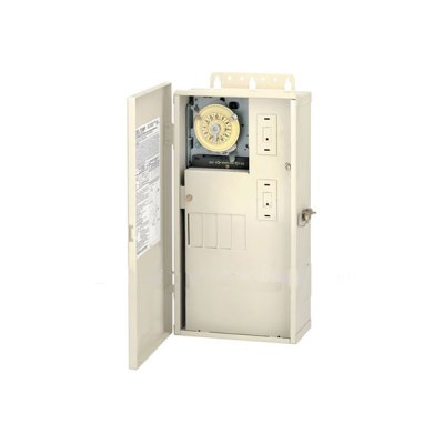 Intermatic Mechanical Control Center T21001R