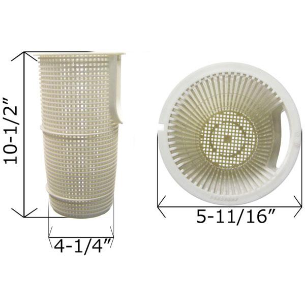 Jandy Basket PHP WFTR MHPM Pump R0448900