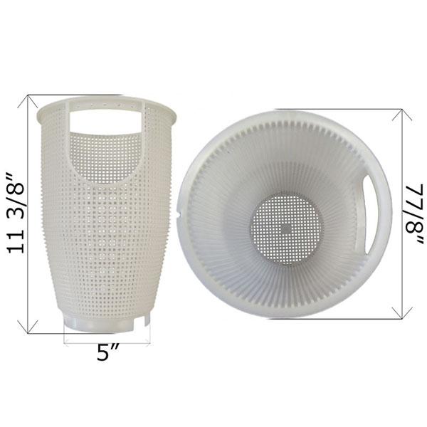 Jandy Pot Basket 634001 JHP JHPU Pump R0555500