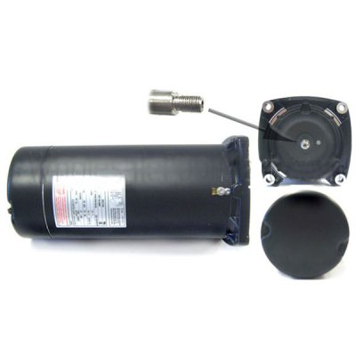 Max-Flo II Max-E-Glas Dura-Glas Dyna-Glas Pump 1.0 HP Motor SQ1102