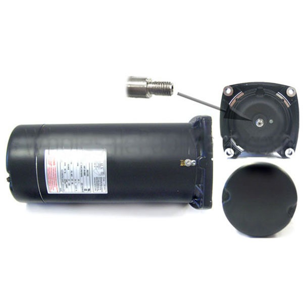 Max-Flo II Max-E-Glas Dura-Glas Dyna-Glas Pump 1.5 HP Motor SQ1152