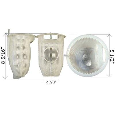 Max-Flo II Hayward Pump Basket SPX2700M