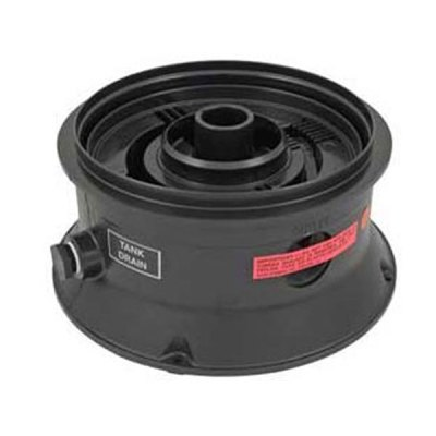 Pentair Base With Pipe Plugs Posi-Flo II WC104-78P