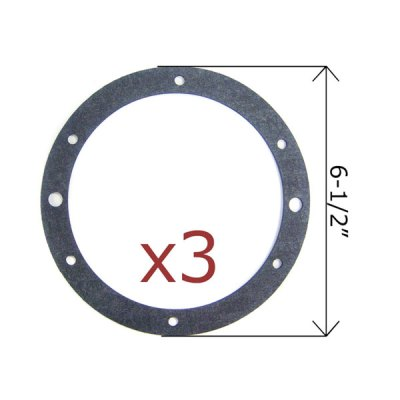Pentair Gasket Set Small Stainless Steel Niche 79204603