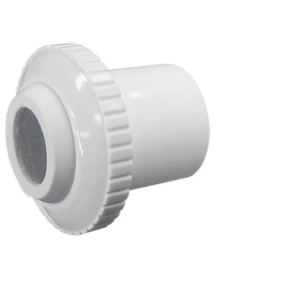 Pooline 1.5 in. Sleeve 1 in. Opening White Hydrostream Jet 11212A2