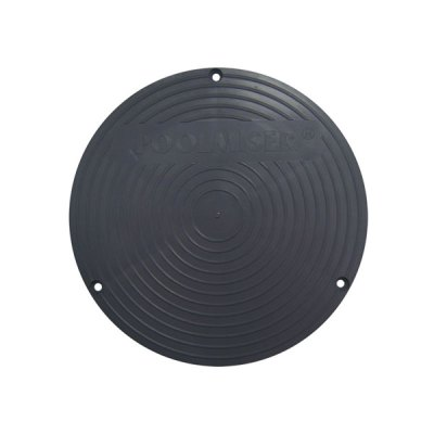 """Poolmiser Automatic Pool Water Leveler Black Lid Cover 7-1/8"""" RP-204B"""