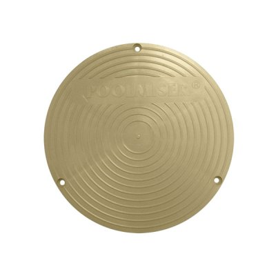 """Poolmiser Automatic Pool Water Leveler Tan Lid Cover 7-1/8"""" RP-204T"""