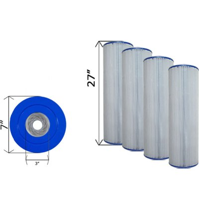 Cartridge Filter Jandy CL340 C-7459 - 4 Pack