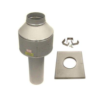Raypak Heater Indoor Stack Top R206 R207 009838