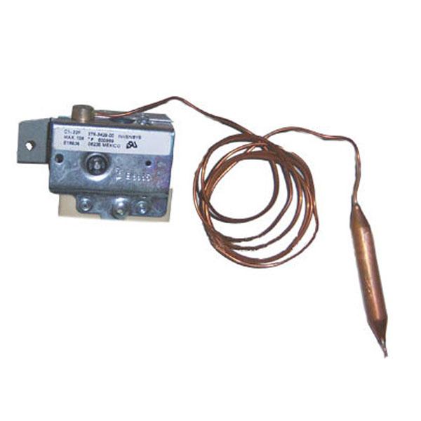 Raypak Heater Mechanical Thermostat 600827B