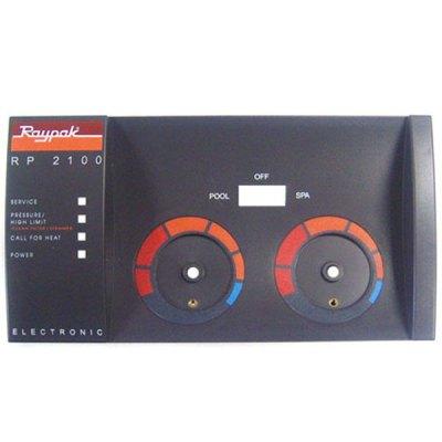 Raypak R185-405 IID Control Panelbezel Kit 005292F