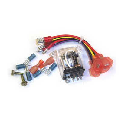 Raypak Heater Relay Kit 24VAC DPDT NO 008784F