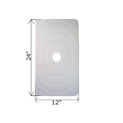 Rectangular DE Grid 24 in. x 12 in. FG-2412 FC-9730