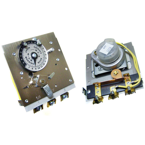 Reliance Timer 40A 24hr SPST 115v 59-581-1200