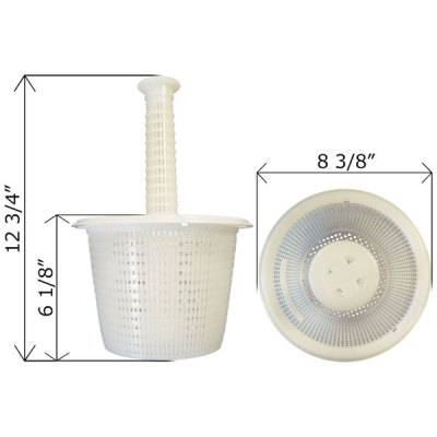 SkimPro Tower Vented Skimmer Basket SP-HP