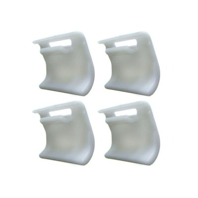 The PoolCleaner 2 4 Wheel Skirt Set Front 896584000-099