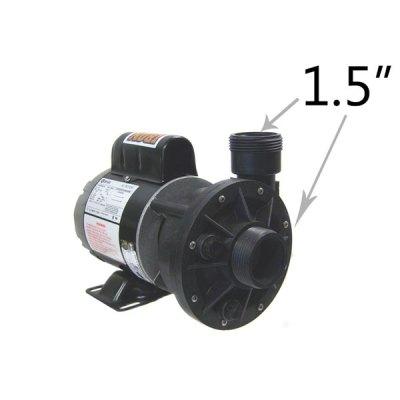 Waterway 1 Speed 0.125 HP 230V Spa Pump 3410020-1E
