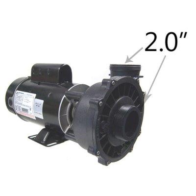 Waterway 2 Speed 1.5 HP 230V Spa Pump 3420620-1A