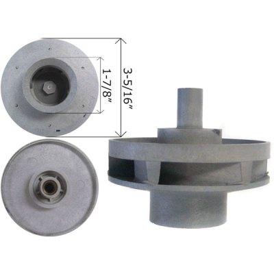 Waterway Impeller Hi-Flo Side Discharge 1 HP Pump 310-4000