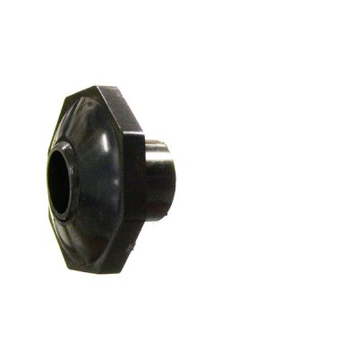 Waterway Return Fitting Black Pool Spa Econ 1 in. 400-9181