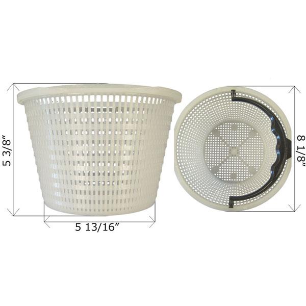 Waterway Skimmer Basket 519-3240