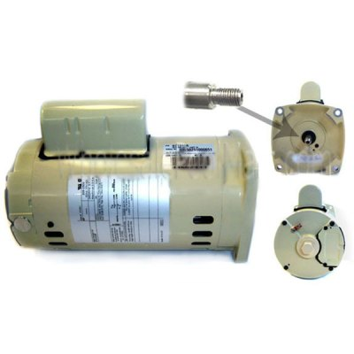 WhisperFlo SuperFlo Challenger Pinnacle 1-1/2 HP Motor 071315S 355012S