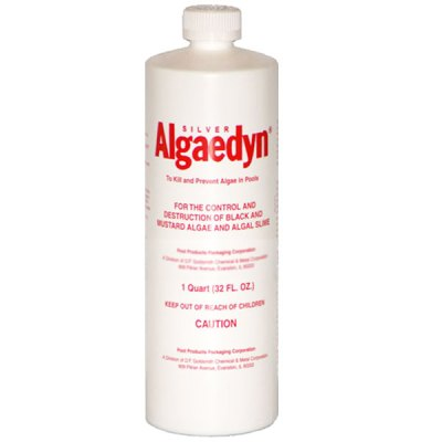 Algaedyn Silver Algea Remover Algaecide 32 oz. 47-600