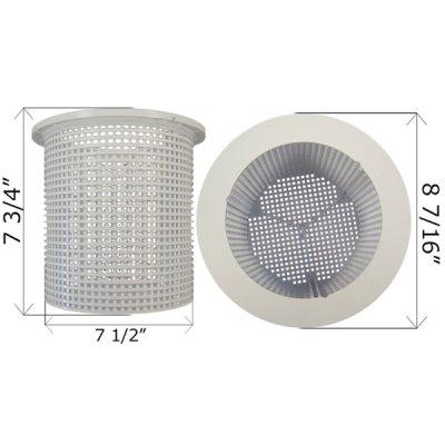 American Skimmer Basket B-37 R38013A 27180-037-000