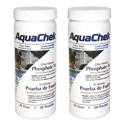 AquaChek One Minute Phosphate Test Kit 562227 - 2 Pack
