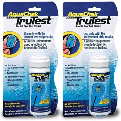 AquaChek TruTest Digital Test Strip Refills 512082 - 2 Pack