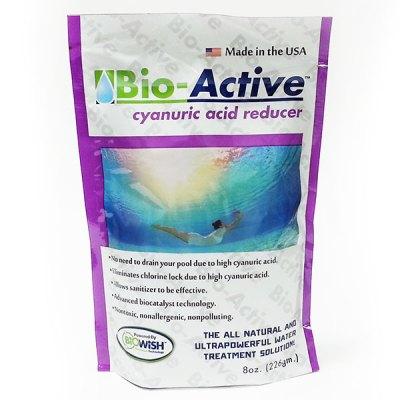 Bio-Active CYA Cyanuric Acid Reducer 8oz. 390002