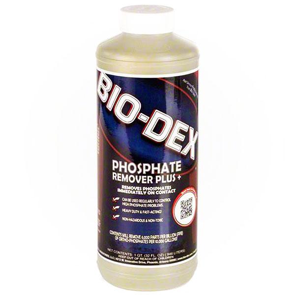 Bio-Dex Phosphate Remover Plus PHOS+QT