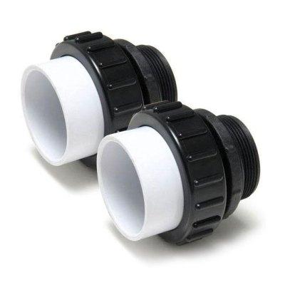 CMP 2 in. MIP x 2 in. PVC Hi-Temp Union UNHT20 21063-200-000 - 2 Pack