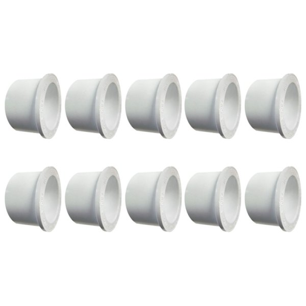Dura Reducer Bushing 2 in. to 1 in. 437-249 - 10 Pack
