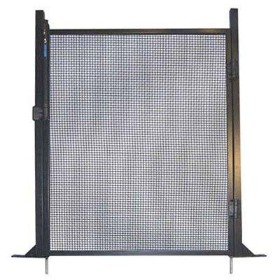 GLI Pool Safety Fence Gate Black 36 in. X 60 in. 30-0500-BLK-GATE-CGS