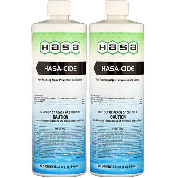 Hasa Hasa-Cide Algea Prevention & Control 74121 - 2 Pack