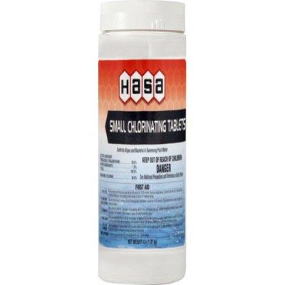 Hasa Small Chlorinating Tablets 2 lbs. 62122