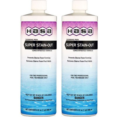 Hasa Super Stain-Out Pool Stain Remover 76121 - 2 Pack