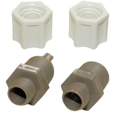 Hayward Chlorinator Check Valve & Inlet Fitting CLX220EA
